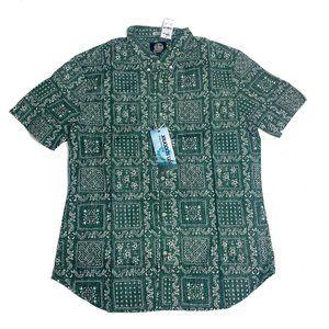 Reyn Spooner Mens Hawaiian Shirt Size Large L Orig